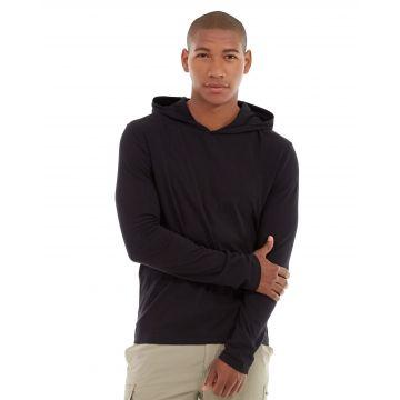 Teton Pullover Hoodie-XS-Black