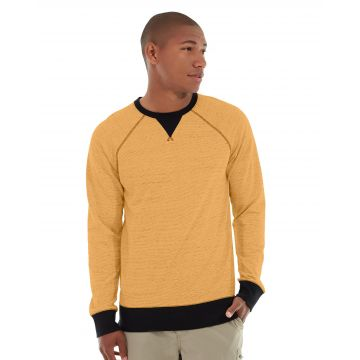 Grayson Crewneck Sweatshirt -XL-Orange
