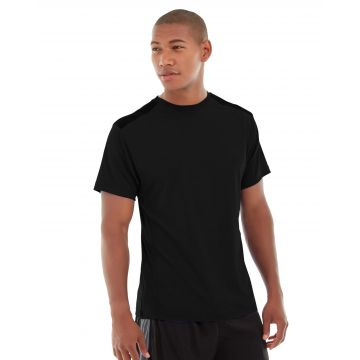 Ryker LumaTech™ Tee (Crew-neck)-XL-Black