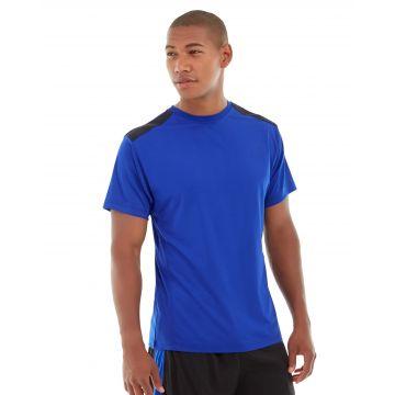 Ryker LumaTech™ Tee (Crew-neck)-M-Blue