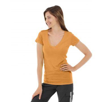 Diva Gym Tee-XS-Orange