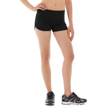 Fiona Fitness Short-30-Black
